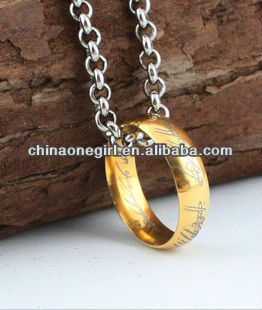 Fashion The Lord of Ring Necklace