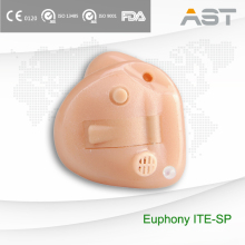 AST brand new digital internal HSE hearing aid