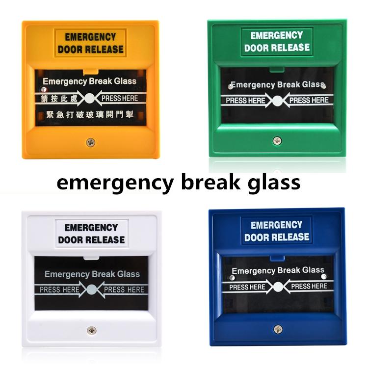 Emergency Break Glass Emergency Door Release Manual Call Point Buy