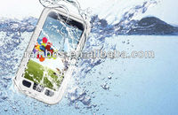 6 Meters Depth Underwater Waterproof Mobile Phone Smart Water Proof case for Samsung Galaxy S3 i9300 S4 for iPhone 4 4s 5