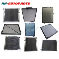 Car Radiators 164000C180 for TOYOTA HILUX /VIGO/INNOVA 2004, MT Auto Radiator 16400-0C180