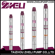 Charge Deep Well Submersible Pump 2 Inch Parts