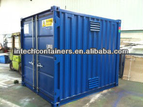 Special Containers Modified / Refurbished from Used / second hand container