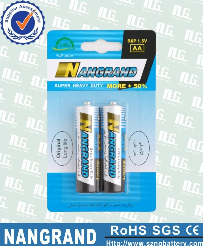 1.5v um3 battery aa size battery