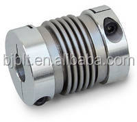 Singapore CNC machine used bellows coupling