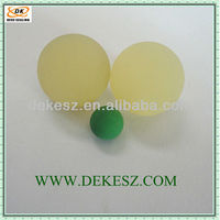 Seal silicone rubber ball 5mm industrial, ISO9001-2008 TS16949