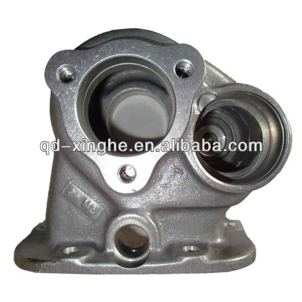 Customized stainless /alloy / carbon steel casting steel corner casting