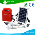 Wholesale Solar Household Lighting System with 2 LED,3phone Charger Totaly Charge by Solar Power
