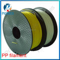 Primes First PP 3D filament 1.75mm/3.0mm with white and yellow color