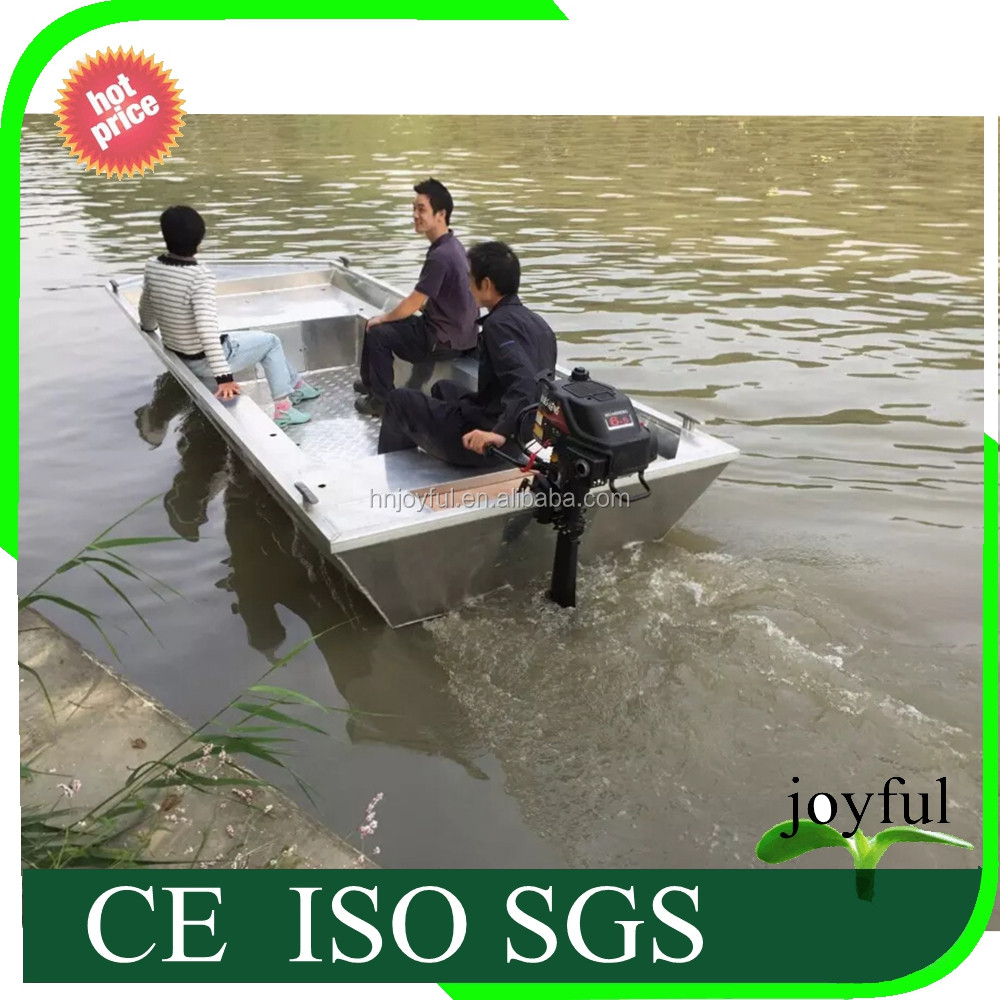 14 ft aluminum rowing boat cheap china aluminum boat prices