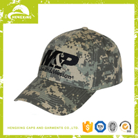 Fashion Custom Digital Camo Hat Baseball Hat