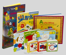 Premium quality nice grade paper books for kid
