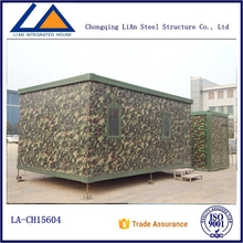 China ISO 9001 Durable Prefabricated Container Homes