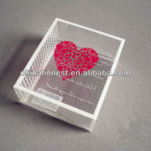 headdress pvc plastic packaging box