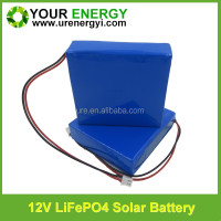 lithium iron phosphate 12V 40Ah battery 12v 100ah battery