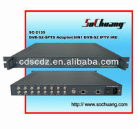 SC-2135 IPTV satellite receiver internet broadcasting equipment