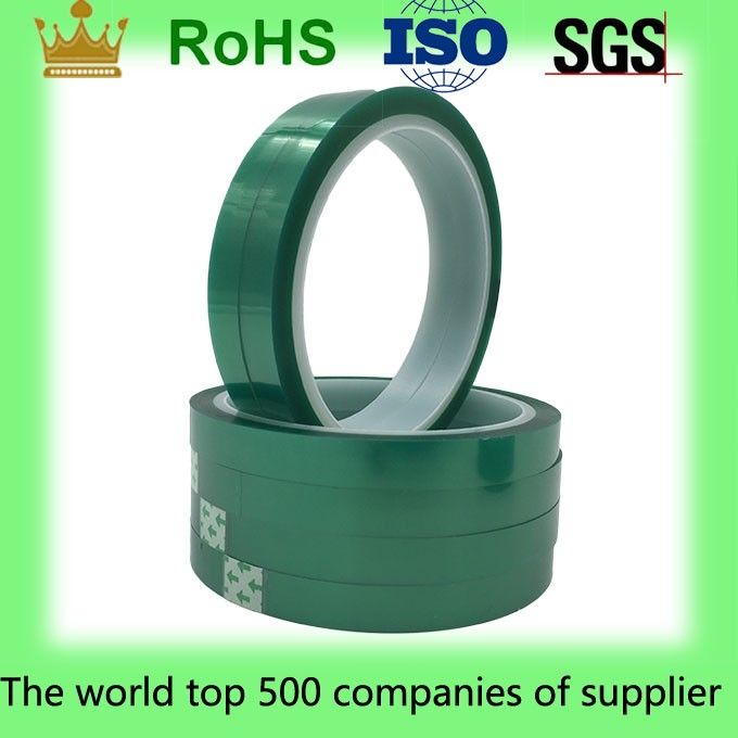 180C Green 3M Similar Elastic Silicone Tapes
