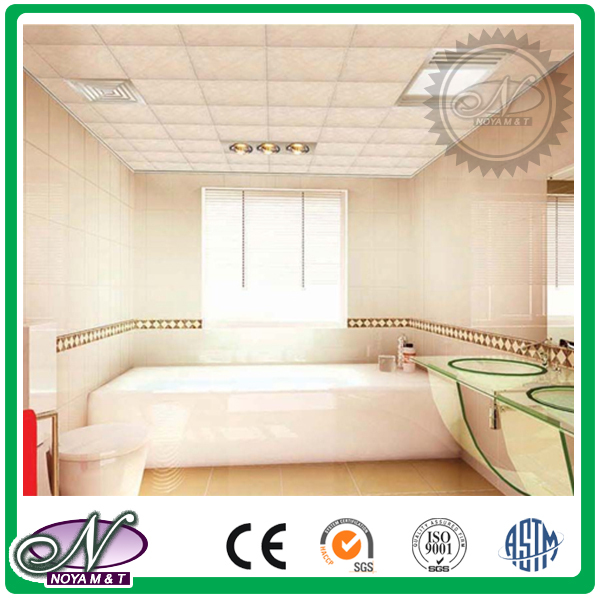 Unique punching designs 2016 gypsum board 9mm with high quality