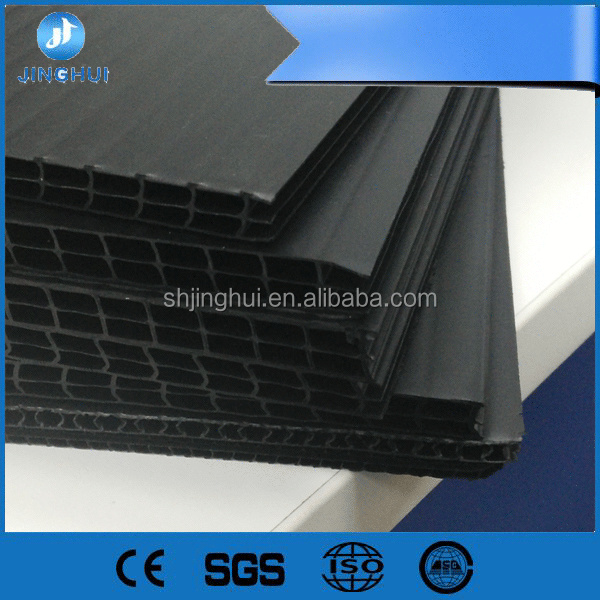 Cheap plastic panel 4x8 pp hollow board for wall