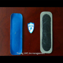 Tire management smart rfid uhf tire tag