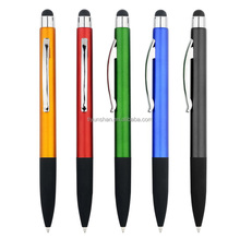 Logo pen with touch stylus