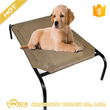 Oxford Waterproof Elevated Raised Pet Cots Elevated Foldable Outdoor Dog Bed