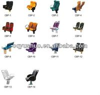 marine/boat fabric double passenger chair/seats for sales