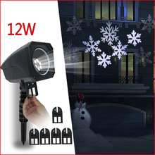 New smart Garden LED Christmas Lights Outdoor merry christmas projector