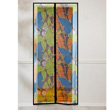 Butterfly Curtain,door screen curtain,led shower curtain