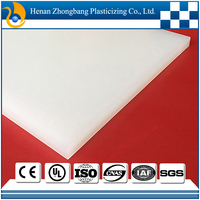 High quality plastic engineering PE product high wear resistant mould plastic white uhmwpe nylon sheet