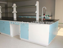 Island Chemical Lab table/Lab equipment Chemical lab furniture