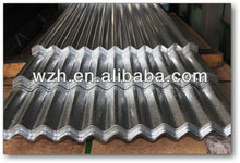 Hot dip Mini Spangle Coated Metal Corrugated