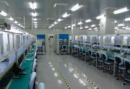 Customized Modular Clean Room Design,ISO7 Modular Cleanroom