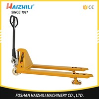 China factory forklifts pallet truck with hand brake