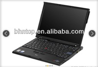 X60s wholesale used Notebook computer for sale 1.66ghz Intel Dual Core Duo 1gb 80gb Ultralight