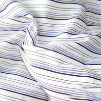 T/C Yarn Dyed Stripe Shirt Fabric