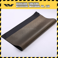 800 micron pvc reflective plastic sheet slipper material