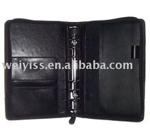 Fashion pu leather portfolio case