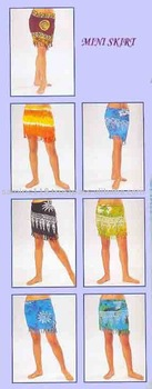 Newly designed Rayon Printed wrap Sarong for womens