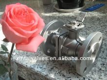 carbon steel forged steel cast steel ball valve flange SW BW NPT 3 pc thread ball valve extended stem ball valve