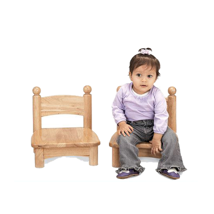 Manufacturer supplier montessori kids seating chair wooden furniture