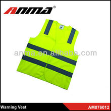2013 new size can be customized led safety vest price in China