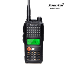 JUENTAI JT-K10AT UHF 400-470MHZ Hight Power 10W Amateur Handheld Transceiver two way radio