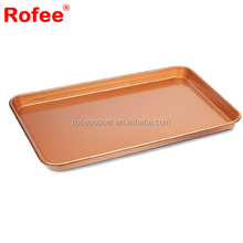 13X9inch Copper Cookie Sheet Fits Half Sheet Cookie Bake Pan