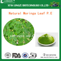100% Natural Health Product Bulk-supply Moringa Oleifera Leaf Extract Powder 5:1 10:1