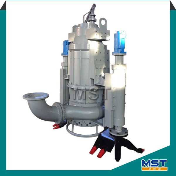High chrome alloy A05 submersible pump gravel