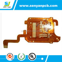 Cell phone printed circuit board /FPC flexible pcb with 1oz copper thickness
