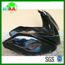 Hot sale custom high quality black motorcycle fairing manufacturer