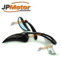 Chrome Custom Rearview Side Mirrors For Motorcycle