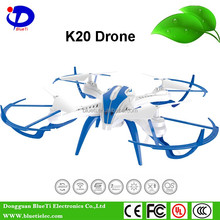 Best gift for kids one key return K20 rc toy drone quadcopter